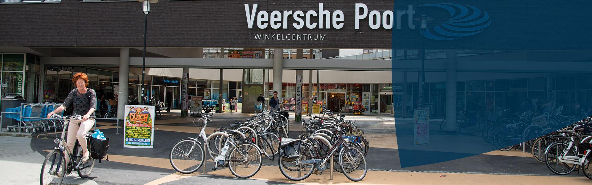 Beleggingsfonds winkelcentrum Veersche Poort Middelburg